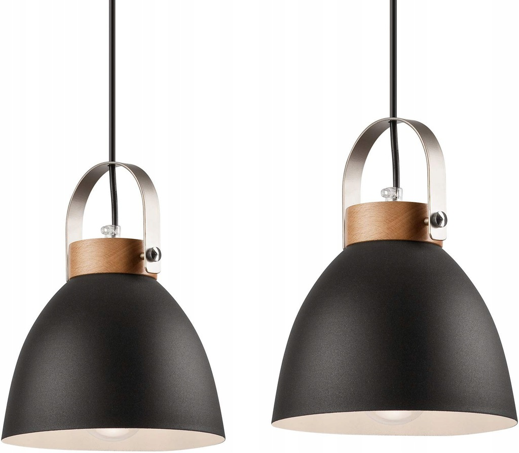 lampy wiszące 2 punktowe