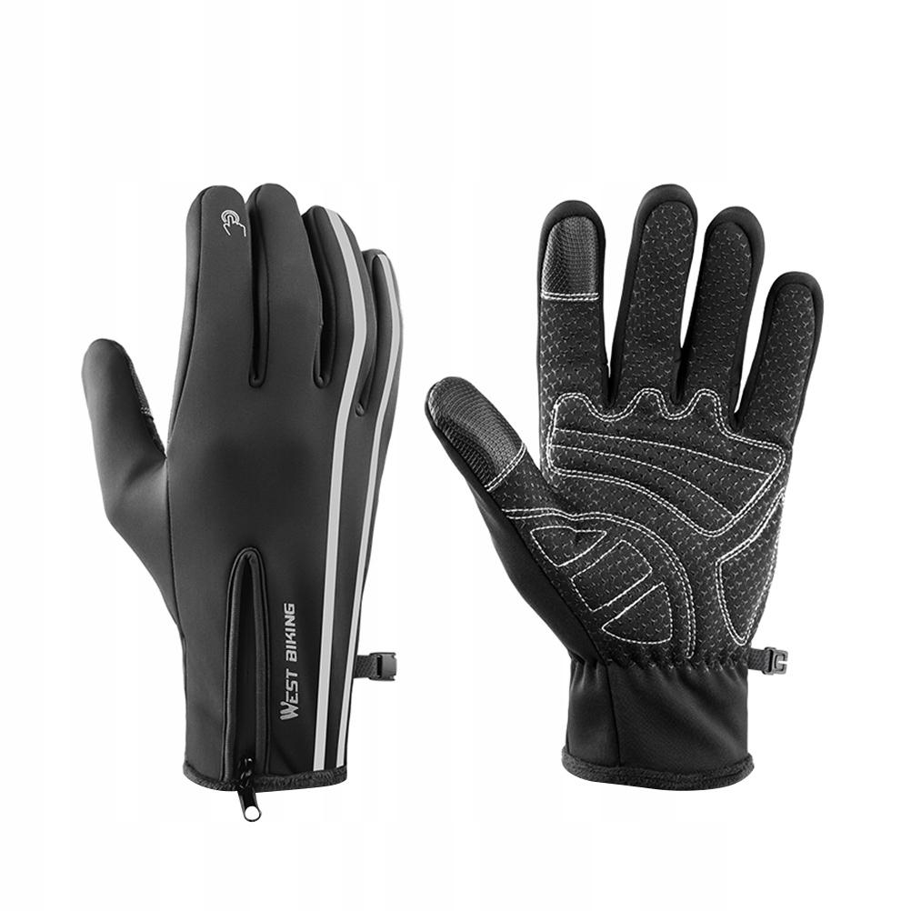 1 para rękawiczek z językowym dotykowym Outdoor Fu