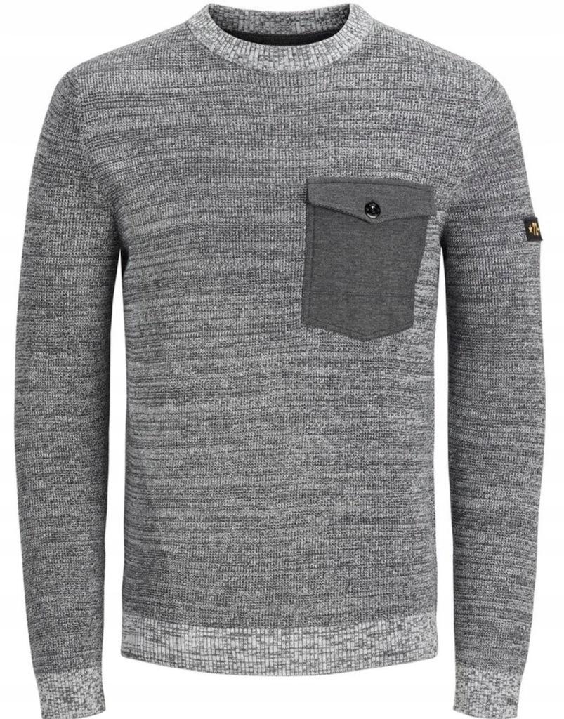 JACK & JONES oryginalny sweter r. 5XL