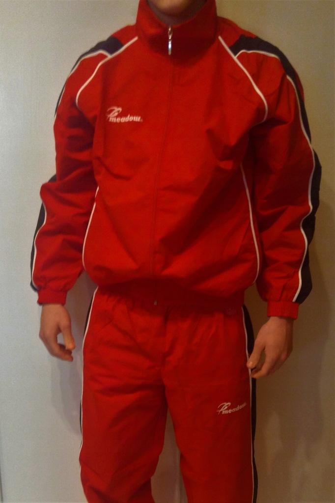 Dres Sportowy Meadow Czerwony L