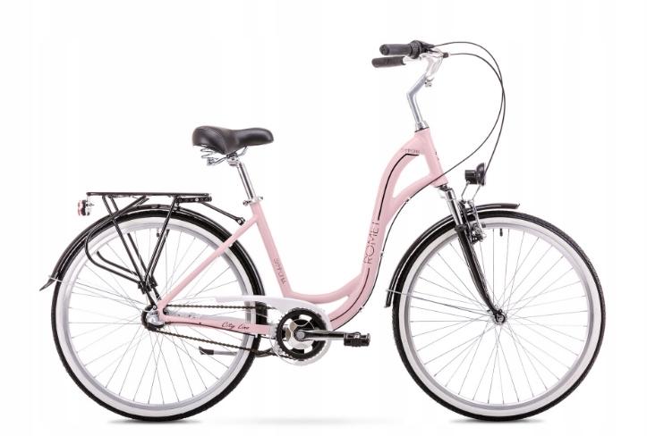 "ROMET SYMFONIA 2.0 rower miejski 17"""