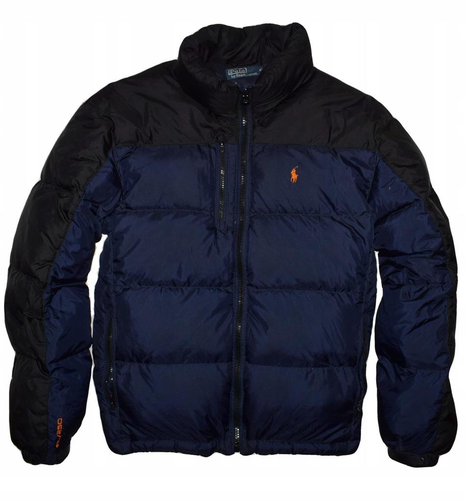 Ralph Lauren XL puchowa ciepła kurtka na zimę
