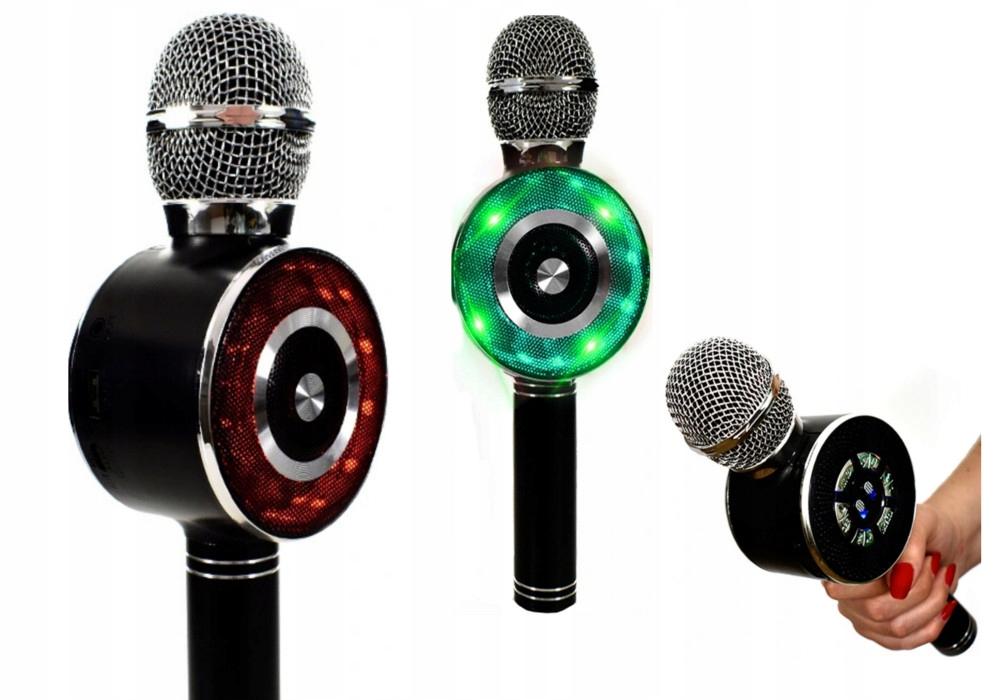 Niedrogi prezent na mikołaja mikrofon nastolatki