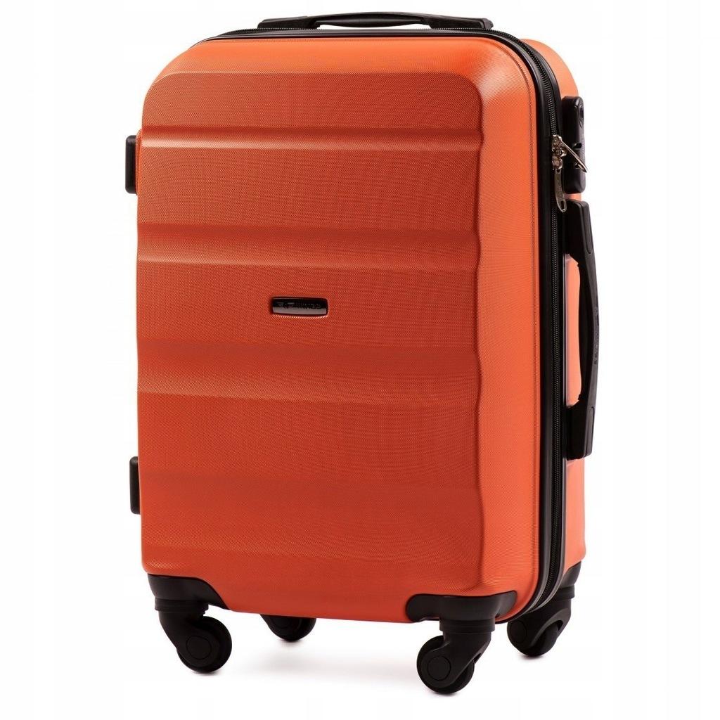 AT01, Walizka kabinowa Wings S, Orange