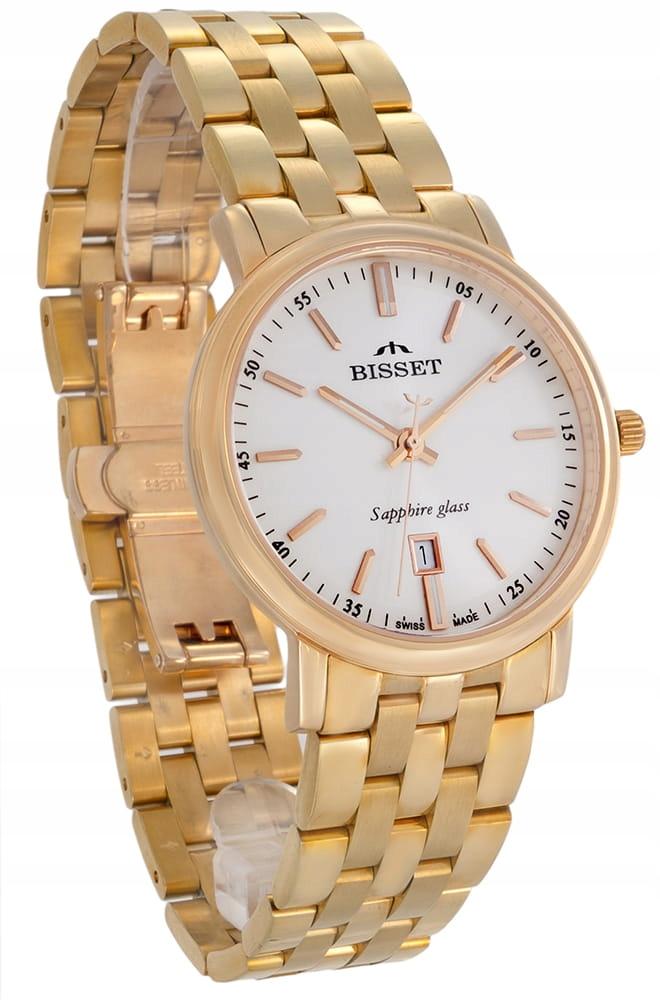 Zegarek Bisset - BSDX96-Wyprzedaż 2L G