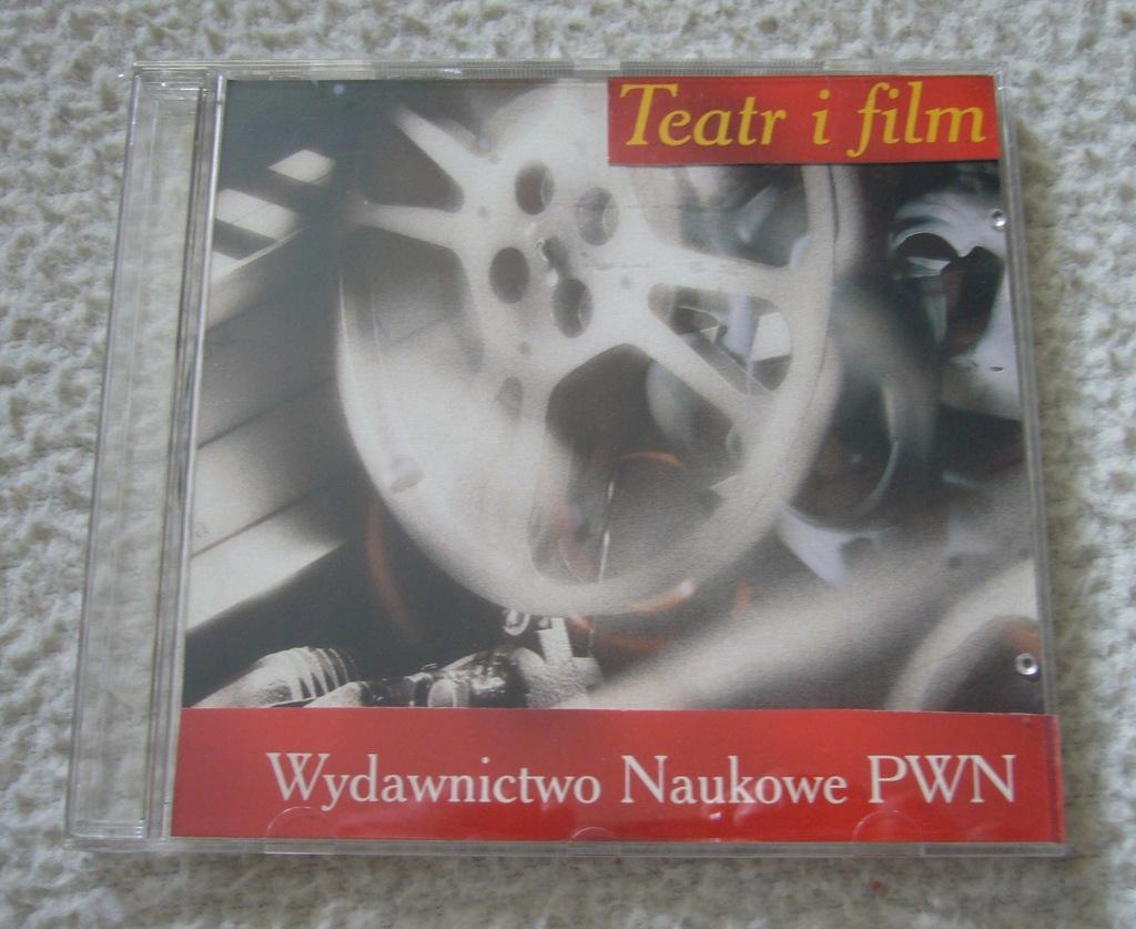 Encyklopedia multimedialna PWN Teatr i film CD