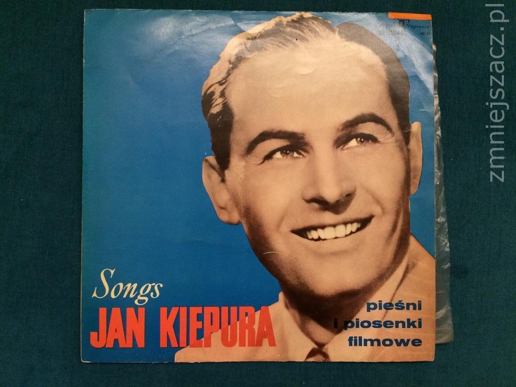 Jan Kiepura - pieśni i piosenki filmowe