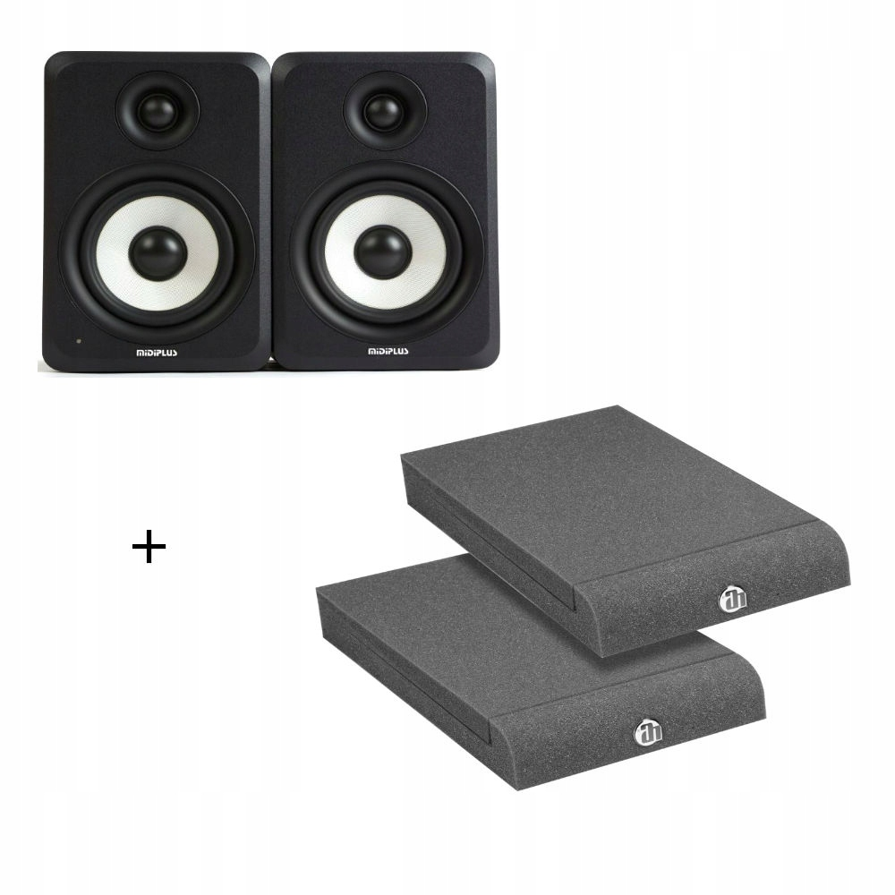 MIDIPLUS- MI 5 (PARA) + podkładki akustyczne