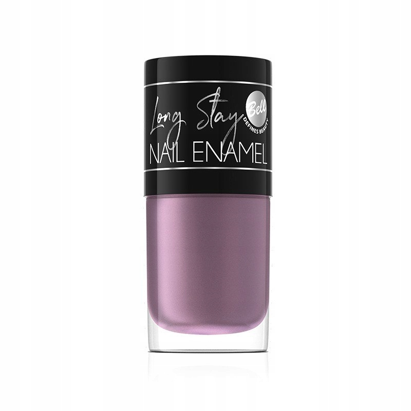 Bell Lakier do paznokci Long Stay Nail Enamel nr 1