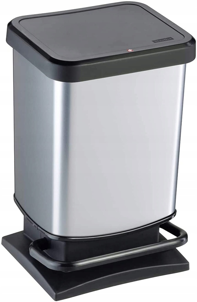 ROTHO III Kosz na śmieci z pedałem PASO 20L