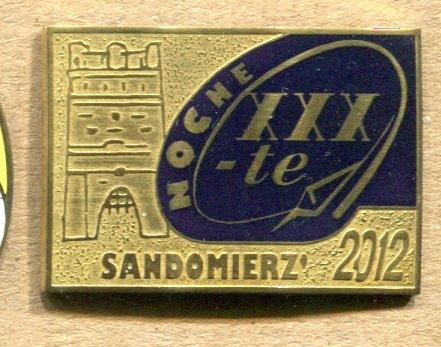 C) XXX -te Nocne Sandomierz 2012