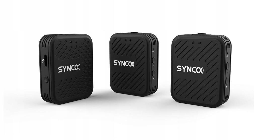 Nadajnik / odbiornik Synco Wair-G1 (G1A2) mikrofon
