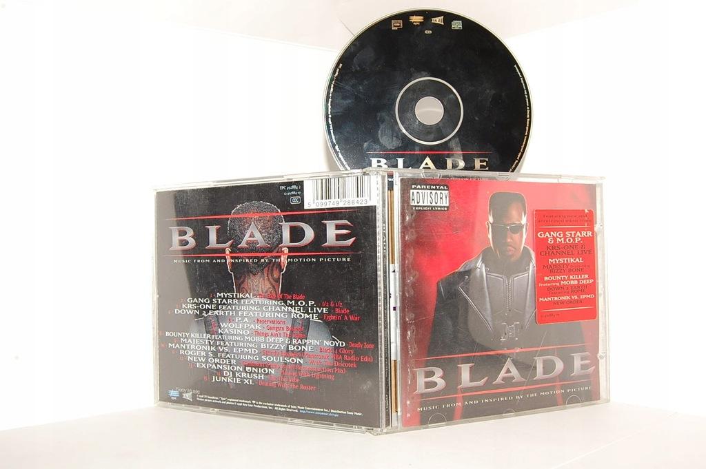 BLADE / SOUNDTRACK