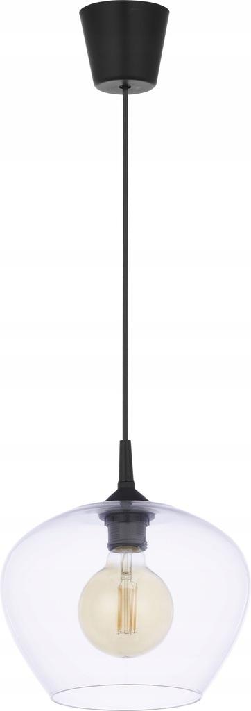 Lampa wisząca Coral transparentna 4017 TK Lighting