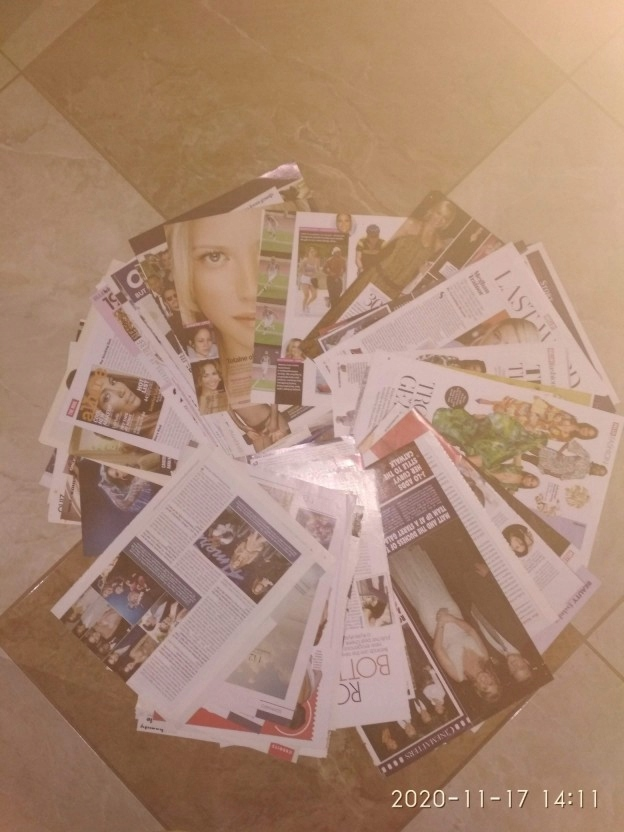 Jennifer Lopez wycinki prasowe