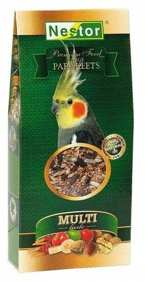 Nestor Pokarm Papuga średnia Premium 500ml