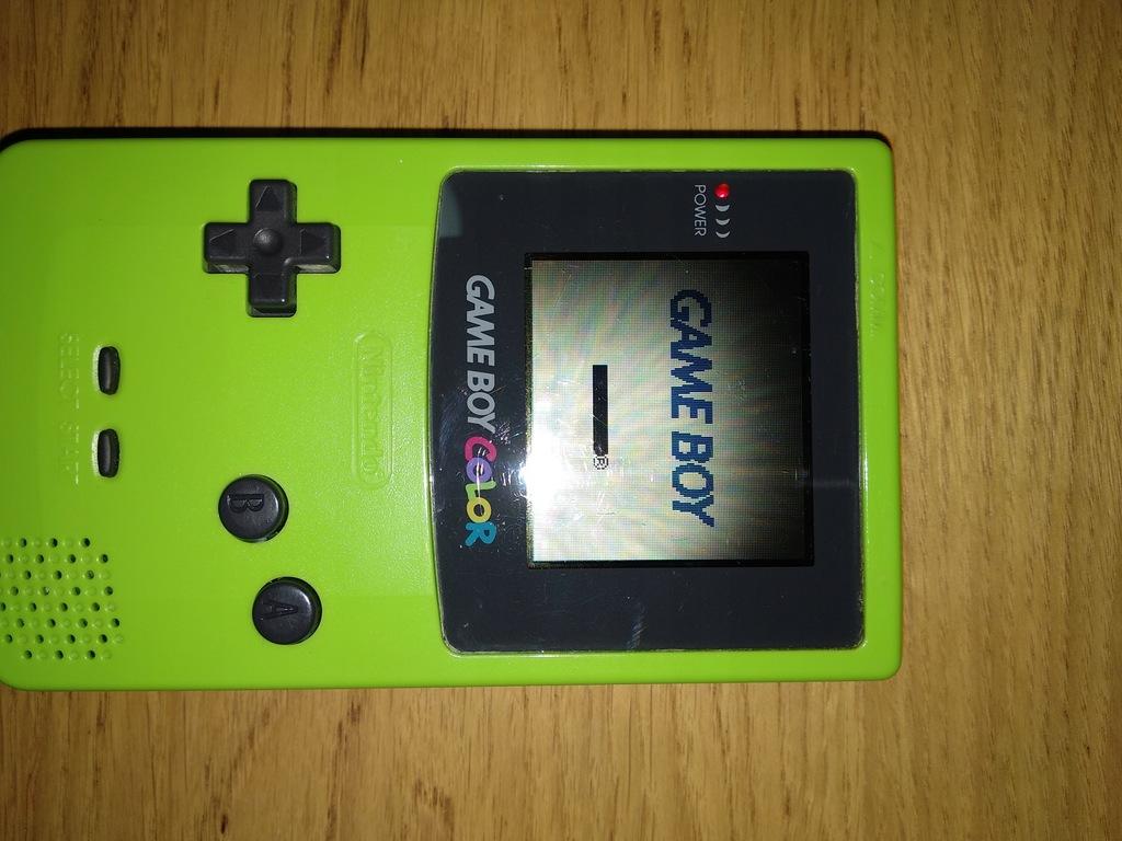 Game Boy Color Stan BDB