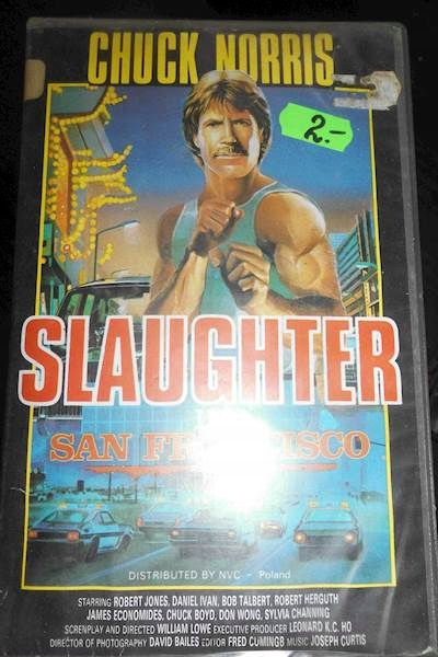 Slaughterin San Francisco