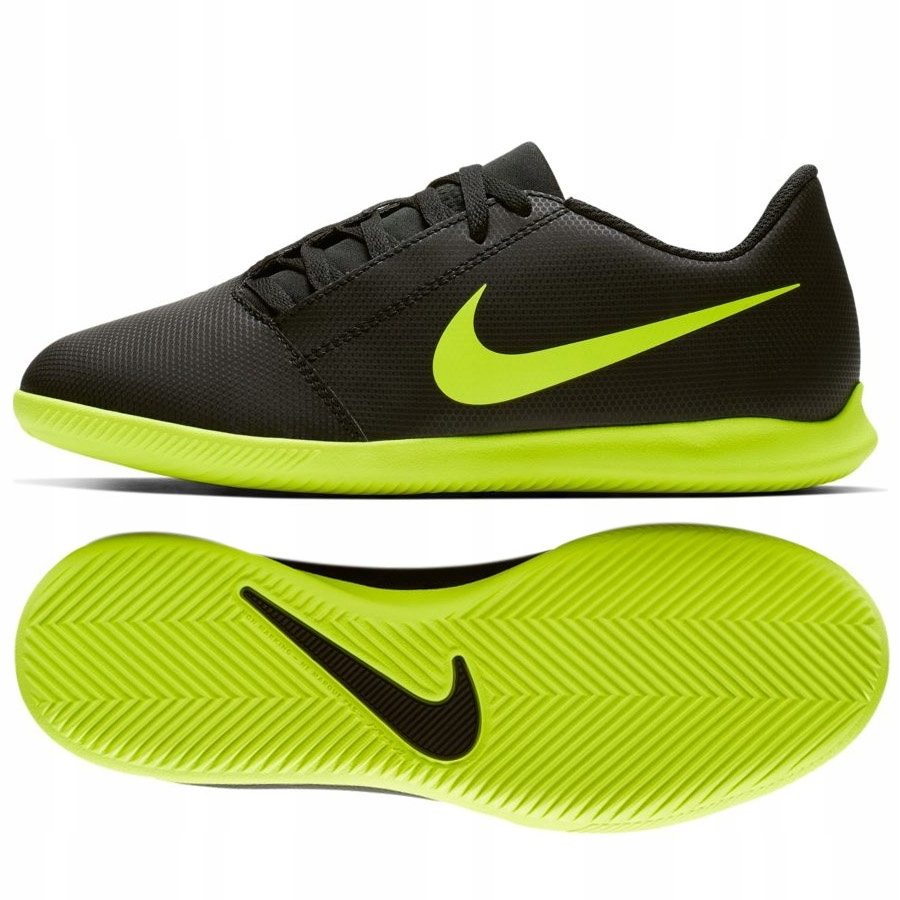 Buty Nike JR Phantom Venom Club IC 007 czarny 32