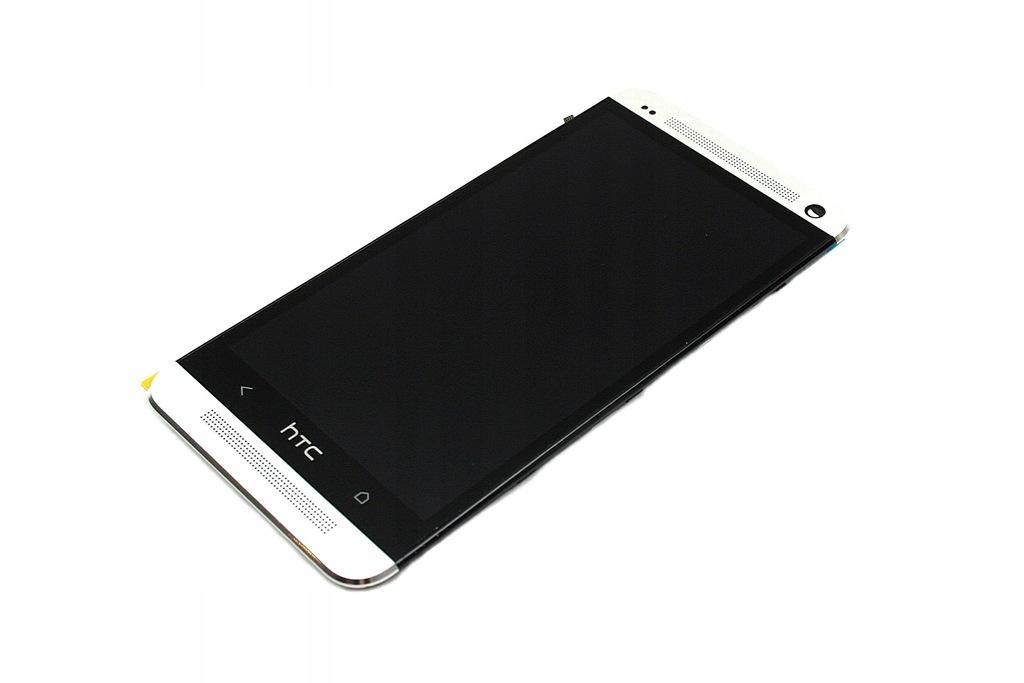 WYŚWIETLACZ DOTYK SZYBA LCD WYSWIETLACZ HTC ONE M7