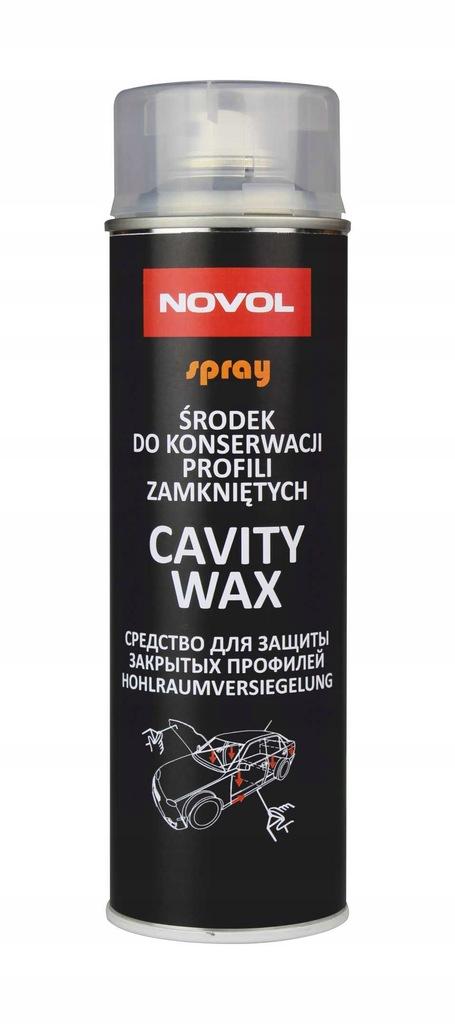 Konserwacja do profili NOVOL spray