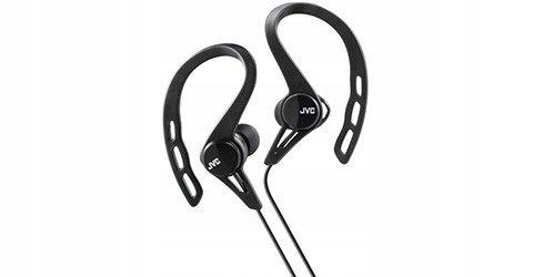 Słuchawki HA-ECX20 czarne