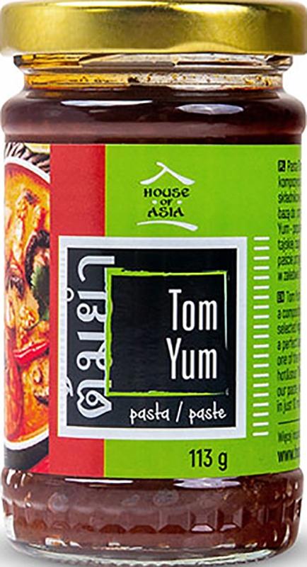 PASTA - TOM YUM - 113g - House of Asia