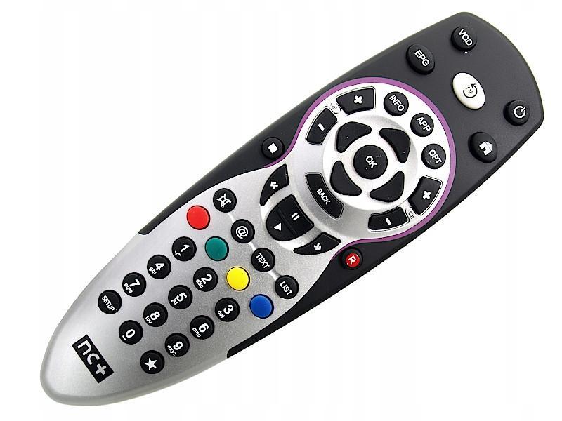 Pilot do N-box NC+ Telewizja N BOX Nka zobacz tv N