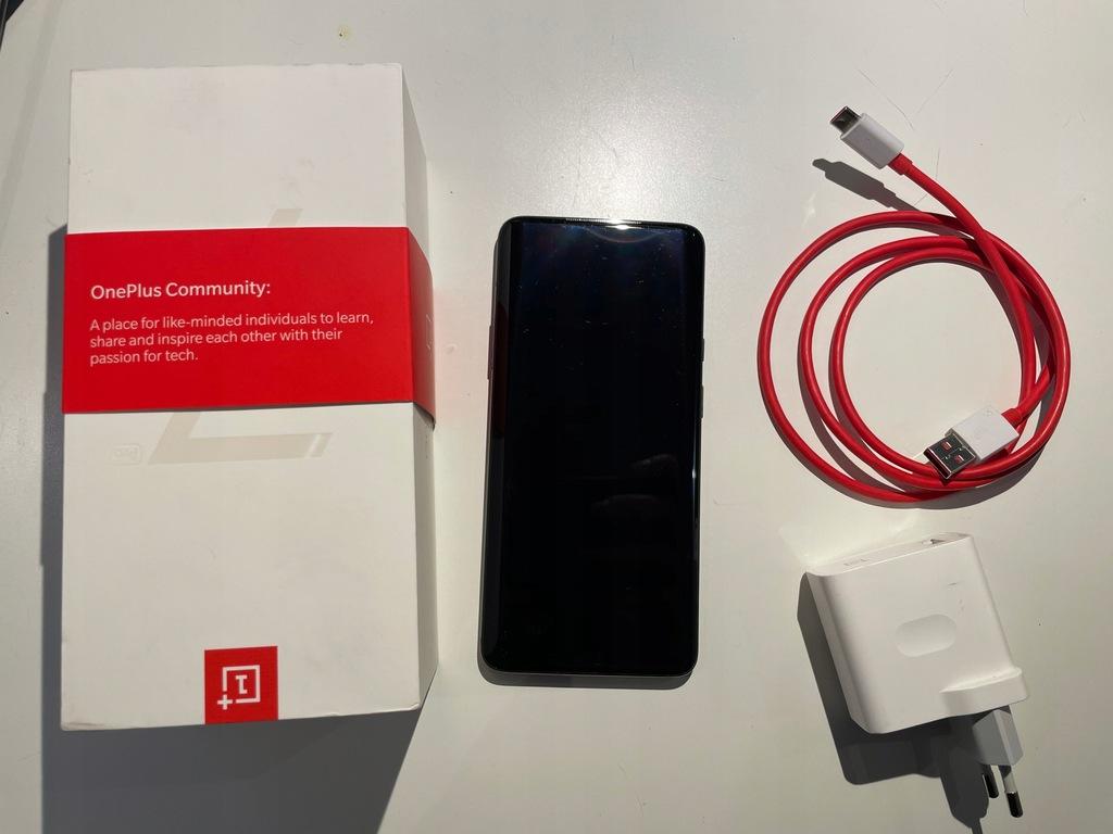 Smartfon OnePlus 7 Pro 8 GB / 256 GB szary