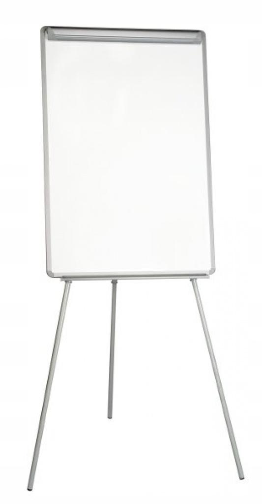 Flipchart na trójnogu 70x100cm suchoś -magn