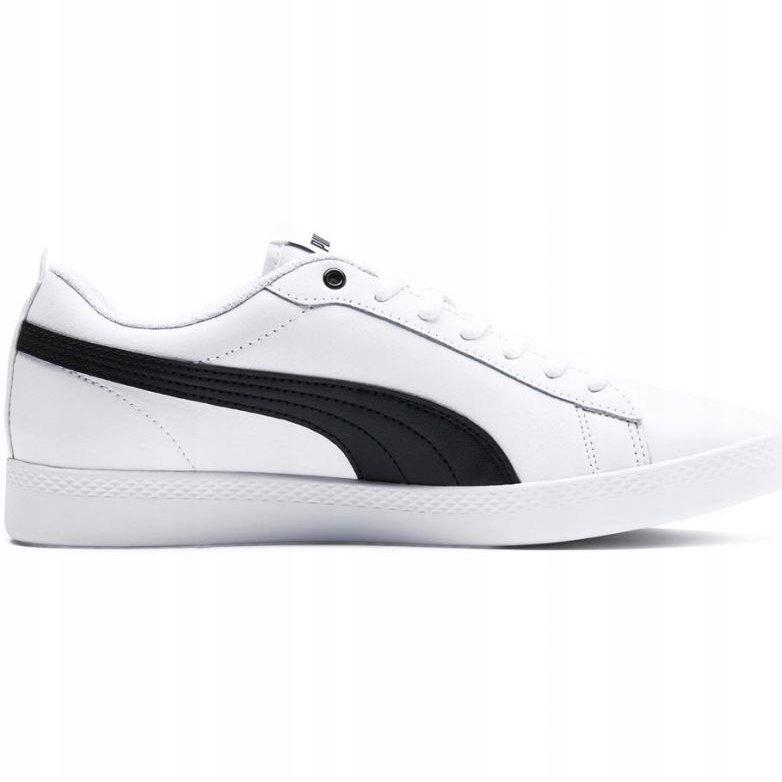 Puma Sneakersy Smash Wns v2 L 365208 03 Black Black