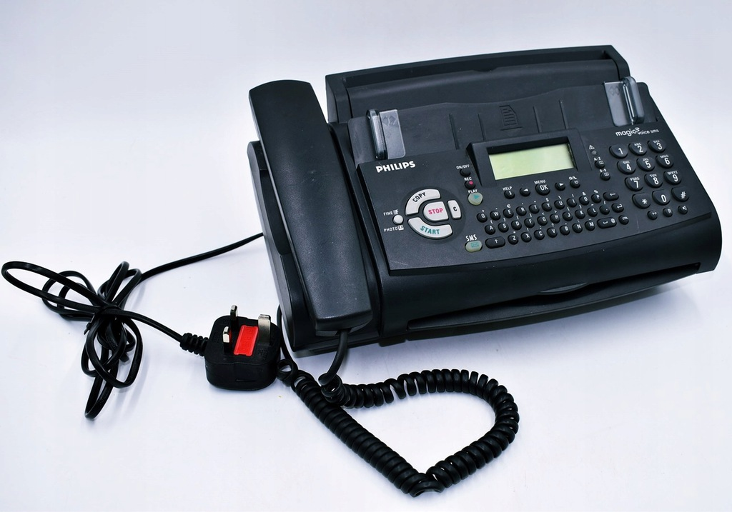 5966-7 ...PHILIPS MAGIC 3 ... FAX TELEFON KOPIARKA