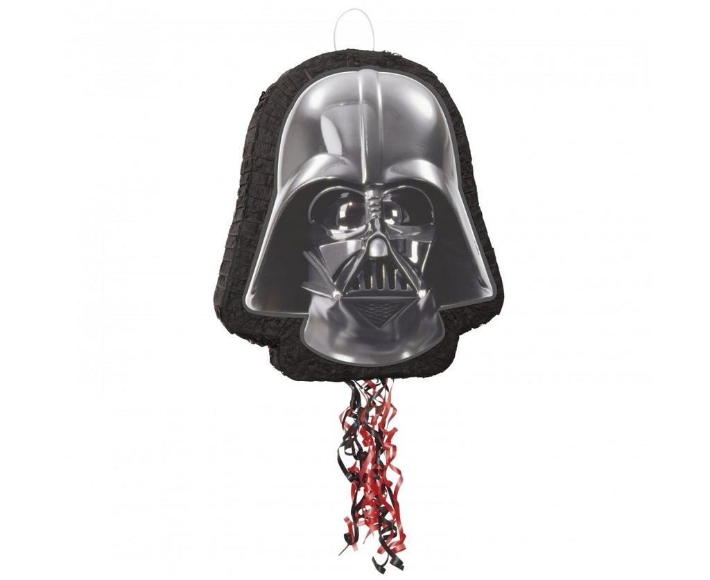 Piniata Star Wars - Darth Vader, 43x48 cm