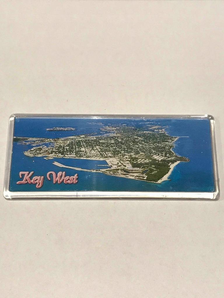 Magnes lodówkę magnez Key West Floryda USA Ameryka