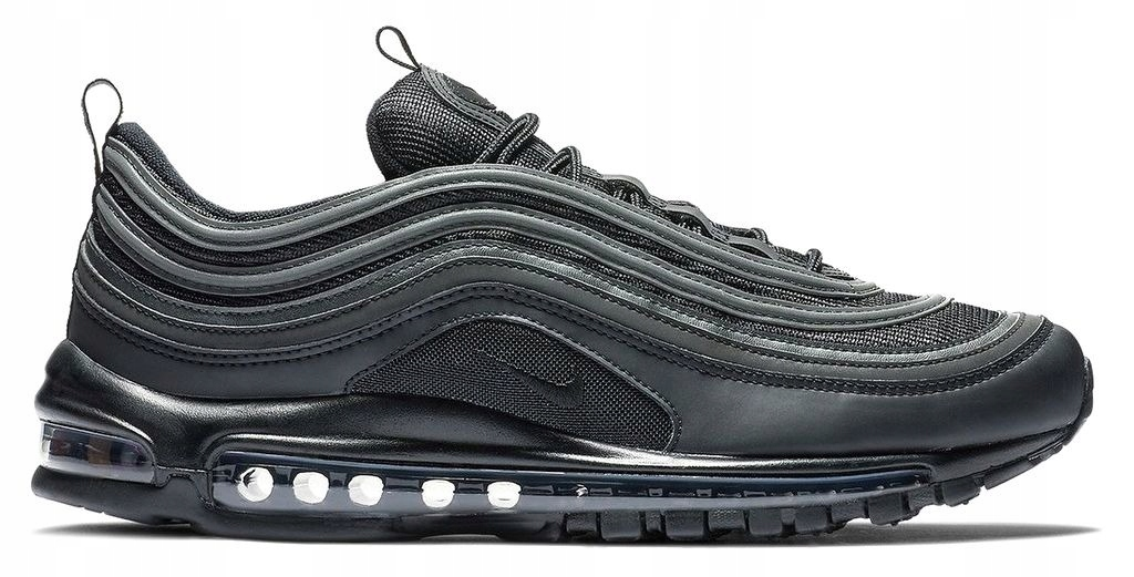 Nike Buty męskie Air Max 97 czarne r. 41 (BQ4567 001) w