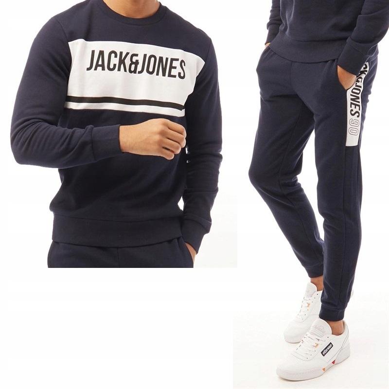 Jack&Jones Bonds męski dres sportowy, r. XXL