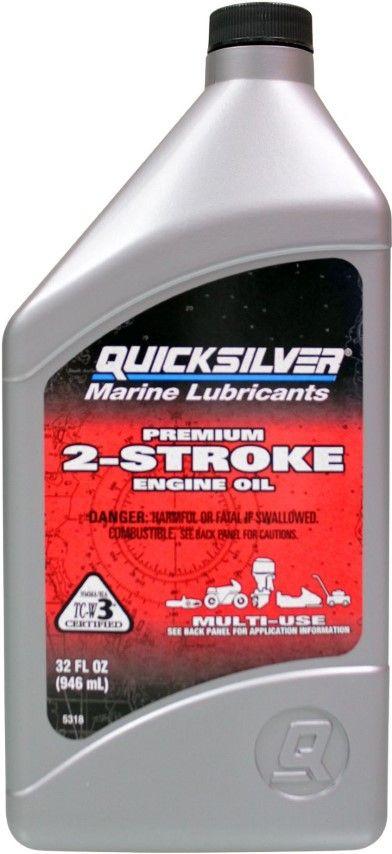 Olej Quicksilver 2T TC-W3 946ml Aqua Sport Olsztyn