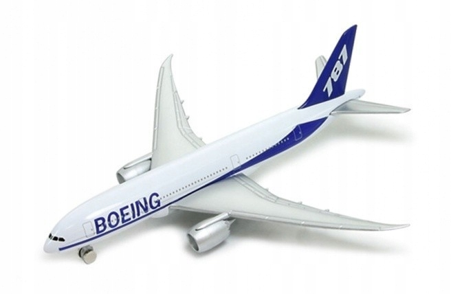 Dromader Samolot Welly Boeing 787