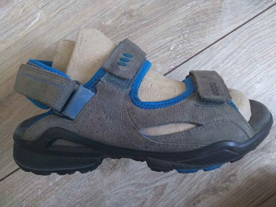 Ecco Biom 37 sandały + klapki ideał stan