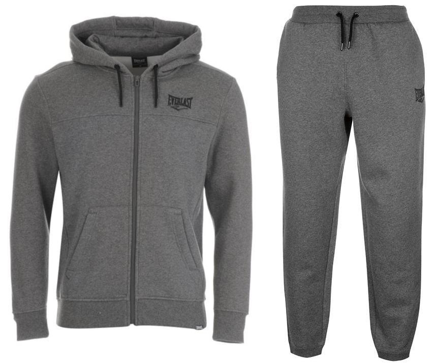EVERLAST Dres Kompletny Spodnie Bluza Bawełna -3XL