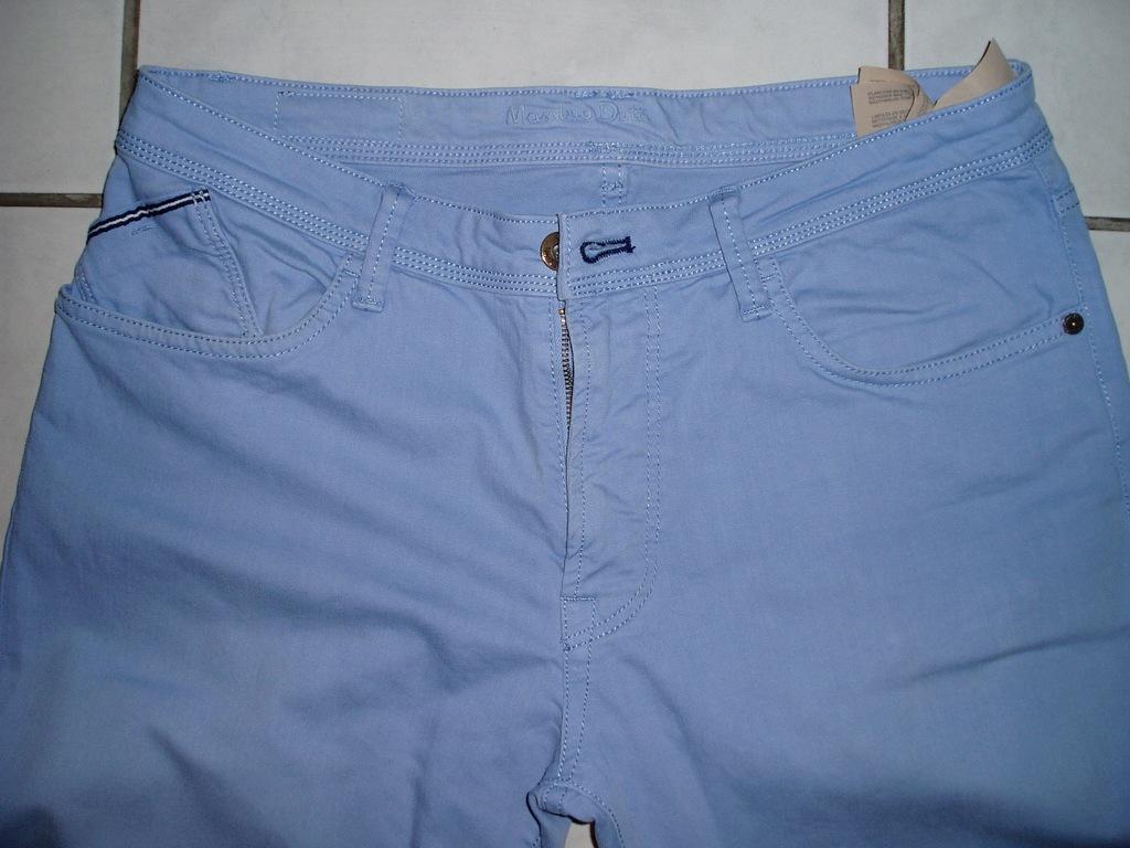 MASSIMO DUTTI - bawełniane spodnie/31