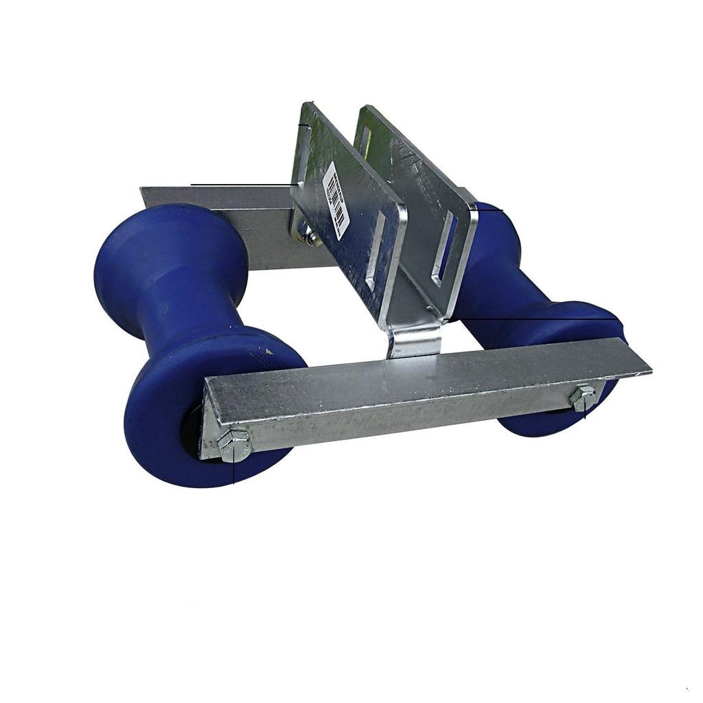 Dwurolkowy Wozek Wahadlowy Rolka Lodz Brenderup 8364619350 Oficjalne Archiwum Allegro