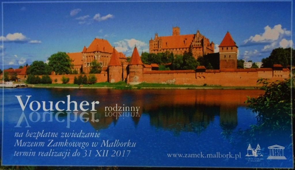 Zamek w Malborku - zwiedzanie dla rodziny