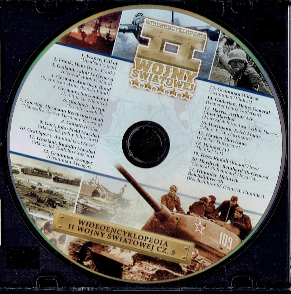 Wideo Encyklopedia II Wojny Światowej 05