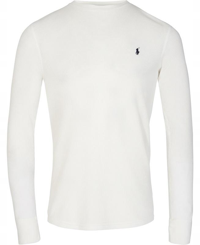 Ralph Lauren Polo Koszulka Męska Biała L