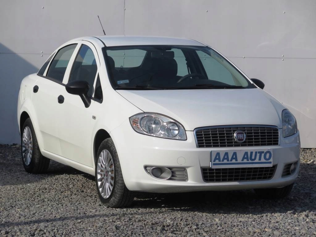 Fiat Linea 1.4 , Salon Polska, GAZ, Klima