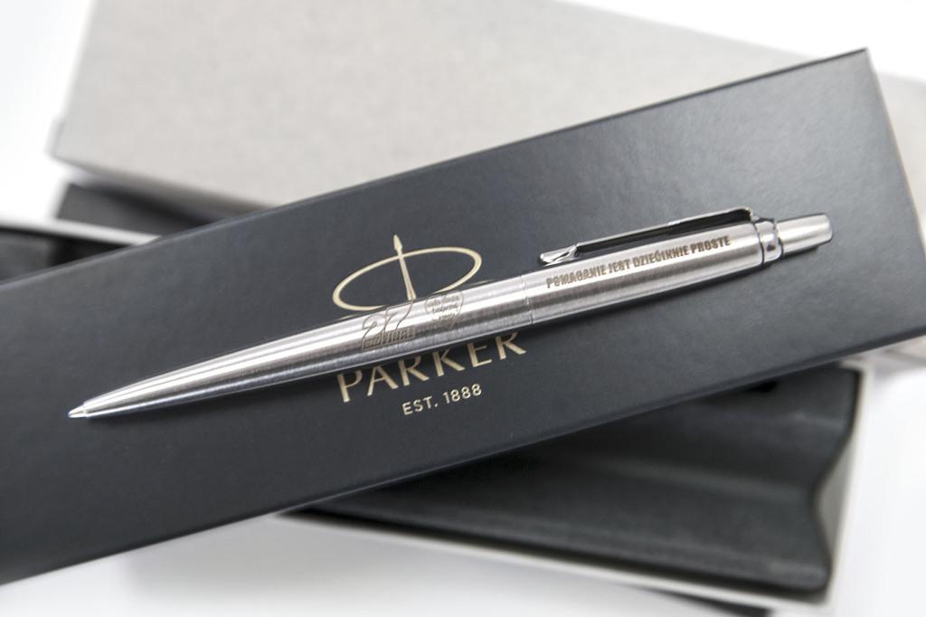 Długopis PARKER Jotter z logo WOŚP