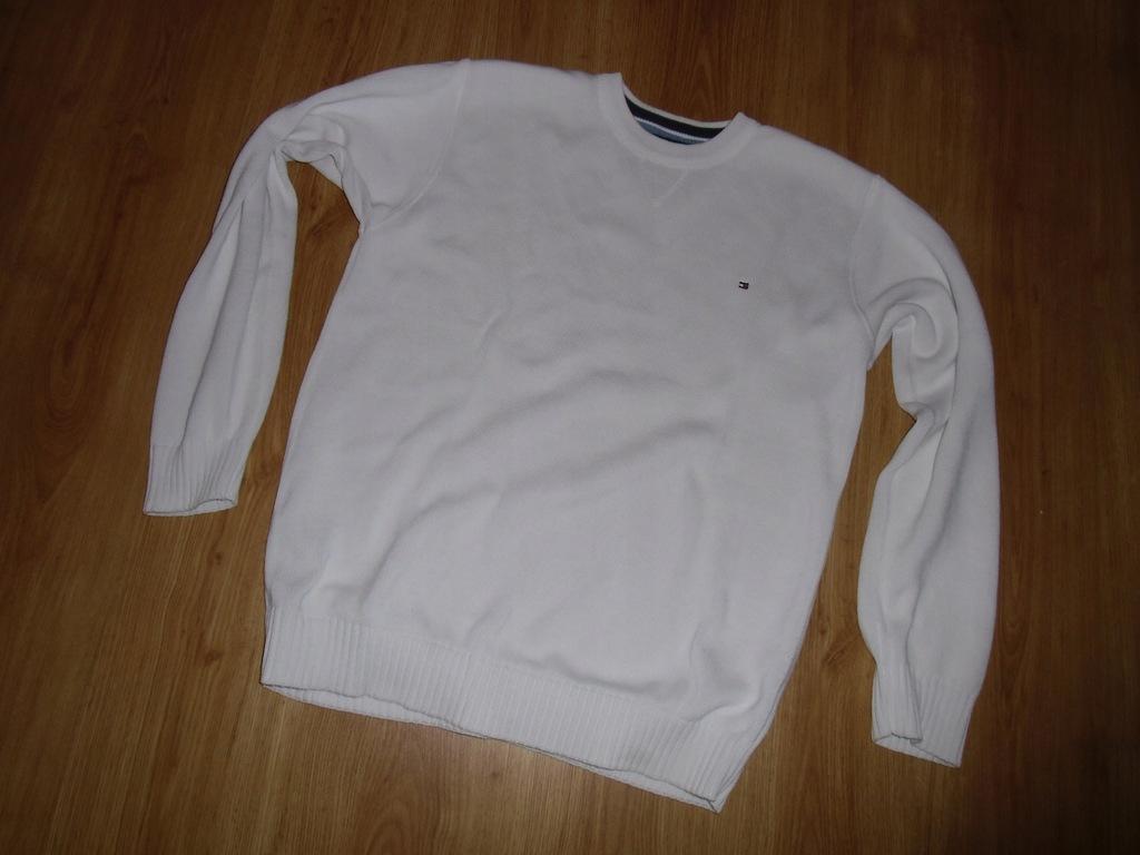 Sweter Tommy Hilfiger rozm. L/XL