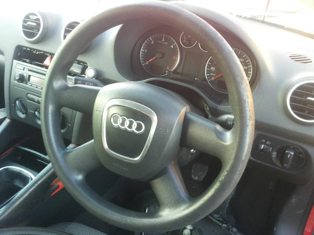 Audi A3 8p 1 9 Kierownica 7063282449 Oficjalne Archiwum Allegro