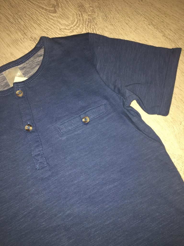 T-shirt H&M chłopiec 92 cm